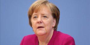 Merkel'den Suudi Arabistan'a silah satışı açıklaması