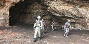 Afrin'de tuzaklanan patlayıcılar imha ediliyor