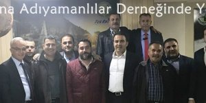 """""""Öztürk Adana Adıyamanlılar Derneğinde Yeni Başkan"""""""