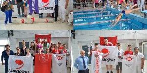 Erkeklerde Gündoğdu Koleji, Kızlarda ise Mektebim Bilfen Okulları şampiyon oldu.
