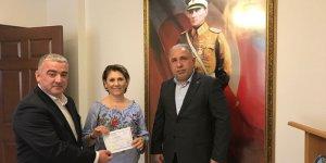 TSYD'den Mehmetçik Vakfı'na destek