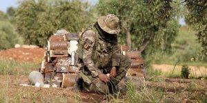 TSK Afrin'de evlere tuzaklanan bombaları imha etti