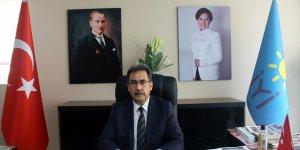 """Başkan Boyvadaoğlu: """"Akşener'e yapılan hadsiz protestoyu şiddetle kınıyoruz.."""""""