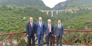 MEB Müsteşar Yardımcısı Prof. Dr. Bilgili, Karaisalı İlçemizi Ziyaret Etti