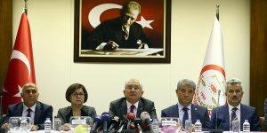 YSK Başkanı Güven'den 'Demirtaş' açıklaması