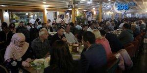 'Kardeşlik Sofrası' Saraybosna'da kuruldu