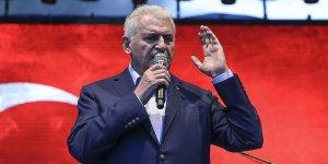 Yıldırım: 25 Haziran Türkiye'nin şahlanışının ilk günü olacak