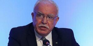 Filistin Dışişleri Bakanı El-Maliki: Filistin başarısız olursa dünya başarısız olur