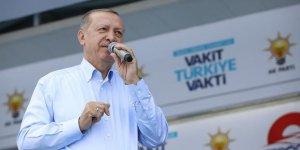 Erdoğan: Şu anda 40 milyon turiste gidiyoruz