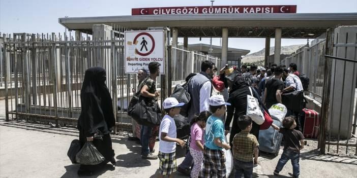 Çataklı: Ülkesine dönen Suriyeli sayısı 369 bin 690