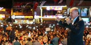 """Erdoğan, """"Rabbim birliğimizi, beraberliğimizi daim kılsın."""""""