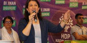 HDP'nin Adana mitingi