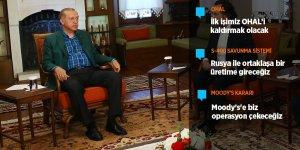 Erdoğan: Amerika yine hüsrana uğradı