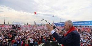 'İstanbul 'evet' dediyse Türkiye 'evet' demiştir'