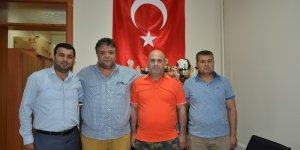"""Hake : """"Yeni başladığımız başkanlık görevinde Adana'yı sporda altın çağı yaşatacağız"""""""