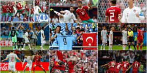 Dünya Kupası'na günün sonuçları