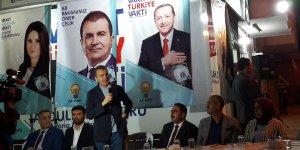 """Ömer Çelik:""""Her oy Türkiye davasına verilmiş bir oydur"""""""