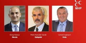 MHP'de 31 yeni isim Meclise girdi