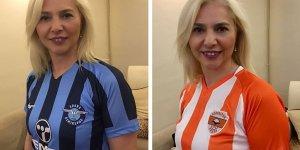 MHP Milletvekili Ersoy, forma giyerek destek sözü verdi