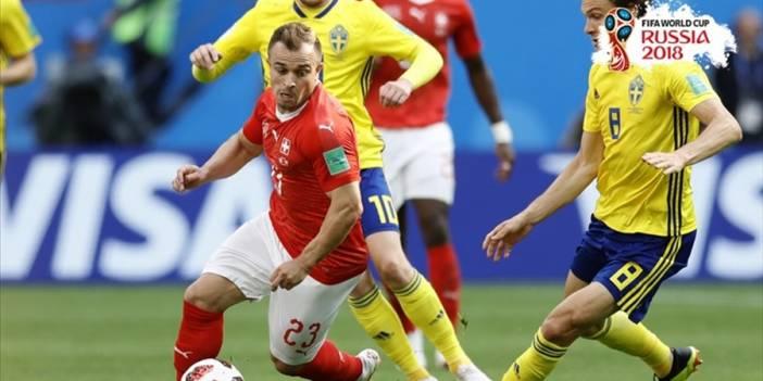 Dünya Kupası'nda çeyrek finalistler belli oldu