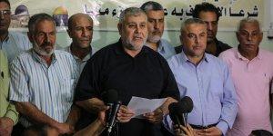 Filistinli gruplardan 'Gazze'deki gösterileri artırma' kararı
