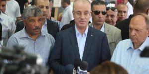Filistin Başbakanı Hamdallah'tan uluslararası topluma 'Han el-Ahmer' çağrısı
