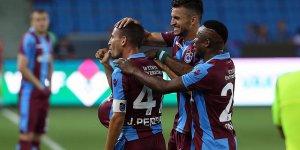 Trabzonspor evinde rahat kazandı