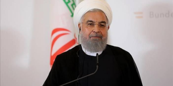 Ruhani, Zelenskiy'i arayarak düşürülen uçak nedeniyle özür diledi
