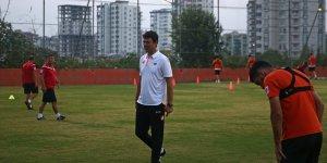 Adanaspor'da Tetiş Yapı Elazığspor maçı hazırlıkları