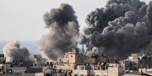 İsrail'den Gazze Şeridi'ne saldırı: 5 şehit