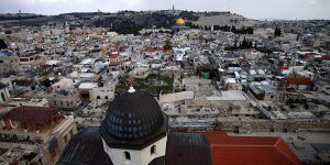 ABD'nin sözde barış planına göre 'müstakbel Filistin'in başkenti' neresi?