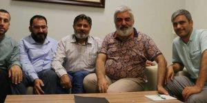 ASİM Eyüp Sultan Sosyal Bilimler Enstitüsü'nü Ziyaret Etti
