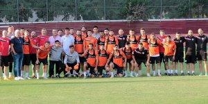 Adanaspor'da Afjet Afyonspor maçı hazırlıkları