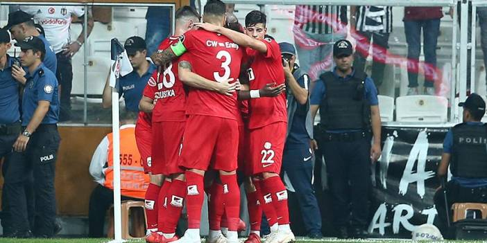 Antalyaspor: 4 - Göztepe: 3