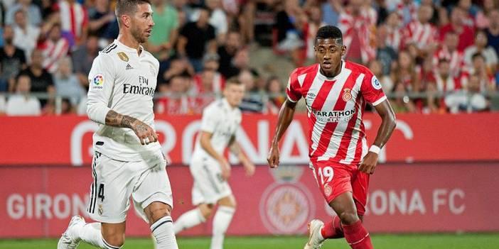 Real Madrid, Valladolid galibiyetiyle La Liga'da ilk sıraya yükseldi