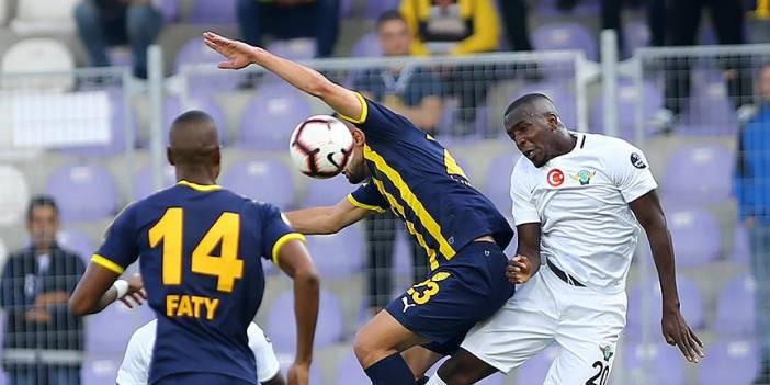MKE Ankaragücü, Çaykur Rizespor'u mağlup etti