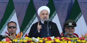Ruhani'den 'fırsatları kaçırmamalıyız' açıklaması
