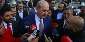 AK Parti Genel Başkanvekili Kurtulmuş: Uluslararası Ceza Mahkemesi tarihi bir adım atmıştır