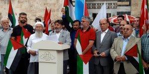 """""""Gazze'ye Yardım Cuması"""" Kampanyası Adana'dan Başladı..."""