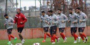 Adanaspor'da Denizlispor maçı hazırlıkları