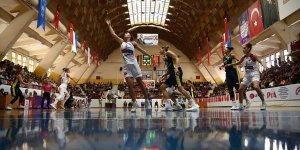Gündoğdu Adana Basketbol: 109 - Canik Belediyespor: 92