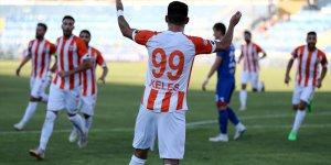 Adanaspor: 2 - Altay: 3