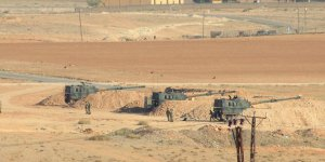 Ayn el Arap bölgesinde 4 terörist etkisiz hale getirildi