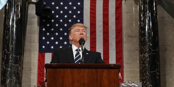 ABD Başkanı Trump: ABD asla Orta Doğu'da olmamalıydı