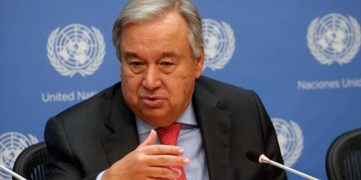Guterres'ten Müslümanlarla dayanışma ve İslamofobi ile mücadele çağrısı