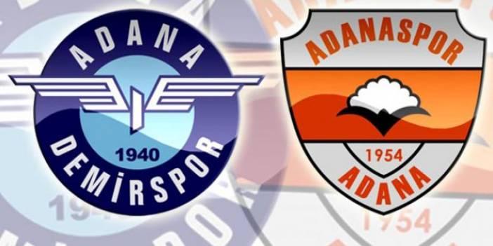 Adana Demirspor ve Adanaspor Metin Türel Mesajı