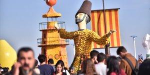 6. Mersin Uluslararası Narenciye Festivali sona erdi