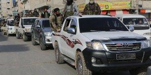 ÖSO'dan Suriye'deki çetelere operasyon