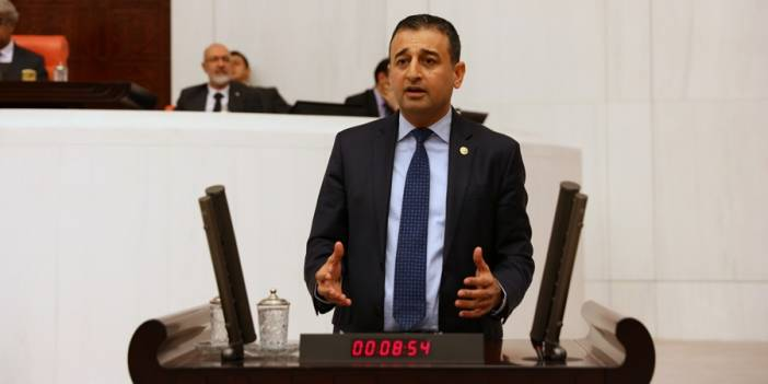 CHP'li Bulut: Hileli gıda ve ilaç üretenlere verilen cezalar artırılsın