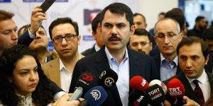 Bakan Kurum: İstanbul Boğazı'nı imara açma durumu söz konusu değil